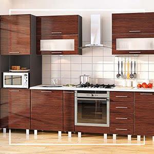 """Кухня """"Хай Тек"""" КХ 165"""