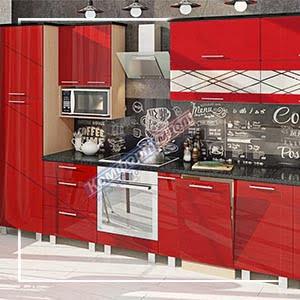 """Кухня """"Фарбований високий глянець"""" KX-6726"""
