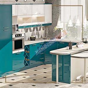 """Кухня """"Фарбований високий глянець"""" KX-6727"""