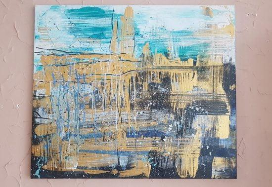 Картина Абстракція