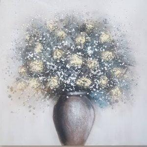 Картина Ваза з квітами