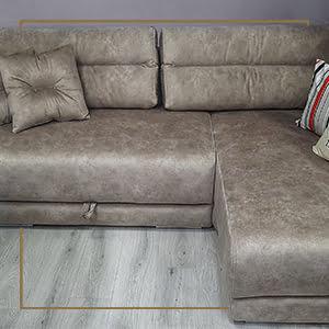Кутовий диван пума
