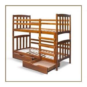 Ліжко дитяче Кароліна